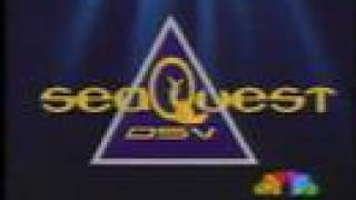 seaQuest DSV Season 2 NBC Commercial Bumper