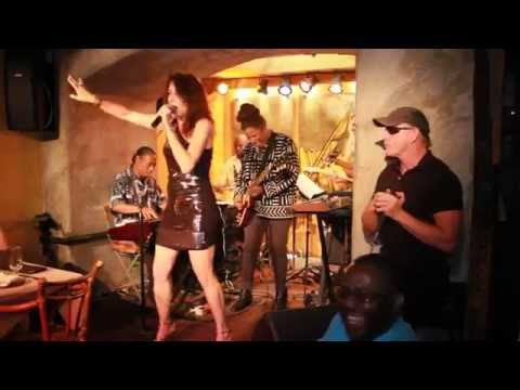 """Valerie Ghent - Let the Juke Joint Jump - Live at Nick Ashford's """"Nuttin but the Blues"""""""