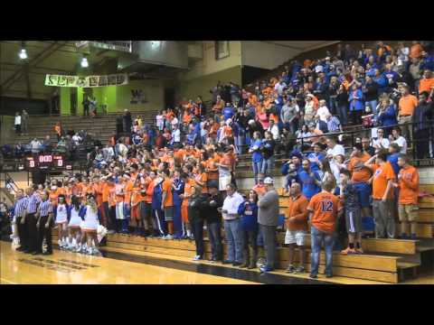 2015-16 IHSAA 3A Basketball Regional 8: Championship Game
