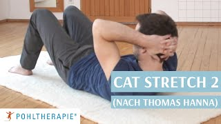 Cat Stretch 2 (nach Thomas Hanna) - Gerader Bauchmuskel