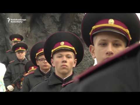 Ukraine Marks Babi Yar Massacre 75th Anniversary