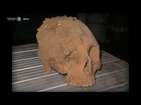 Hallazgos en Cueva Puyil, Tacotalpa, Tabasco