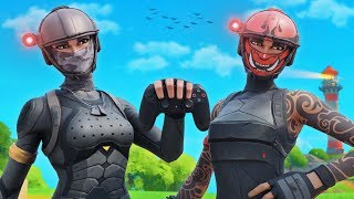 ARENA DUOS And 2V2 BOX F GHTS L VE W NTER ROYALE PRACT CE Fortnite Battle Royale