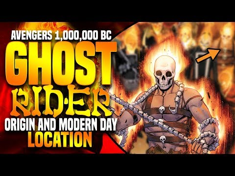 Marvel Legacy: Origin Of The First Ghost Rider And Where He Is NOW! ( During Infinity Wars )