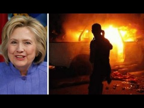 'Big Three' networks giving Clinton a pass Benghazi report?