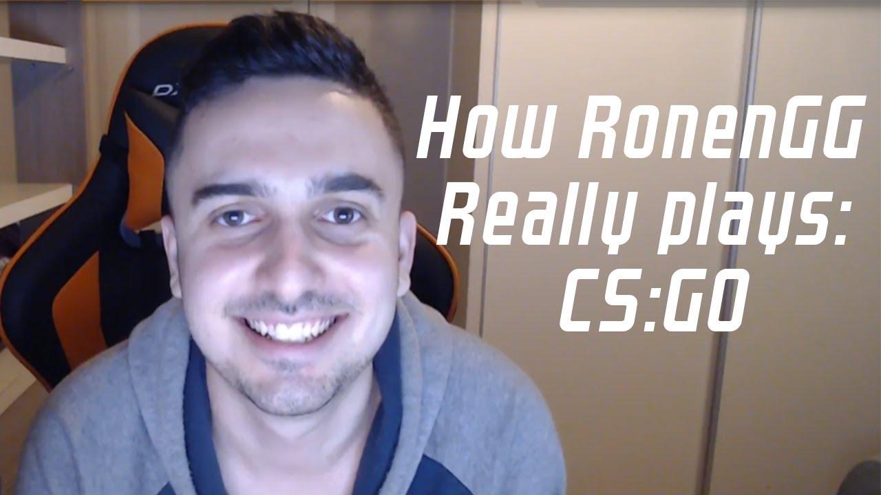 HOW RONENGG PLAYS: FORTNITE    כשרונן משחק פורטנייט