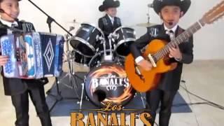 Los BAÑALES Junior - LA MOCHILA AZUL -  Manuelito, Moy y Chuyito Bañales