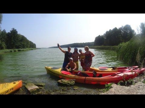 Kajaki 2015 - rzeka Wełna (Skoki - Rogoźno - Jaracz)