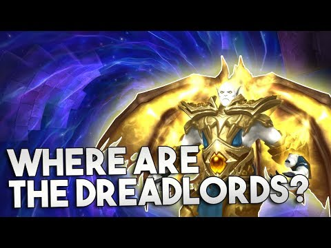 Where Are The Dreadlords? I've Gone Off The Deep End... [Insane Speculation]