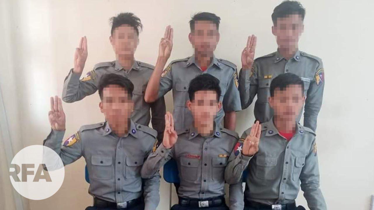 Download နှစ်ပတ်အတွင်း CDM လုပ်သူ ရဲနဲ့ စစ်သား ၄၀၀ ကျော်ရှိကြောင်း NUG ပြော