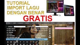 Download lagu CARA IMPORT LAGU DENGAN BENAR PADA DZONE EXTREME 8 PRO MP3