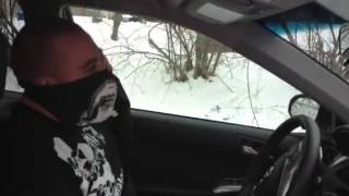 Harlem shake IN A CAR!?!?!?