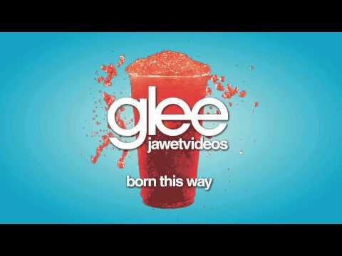 Glee Cast - Born This Way (karaoke version)