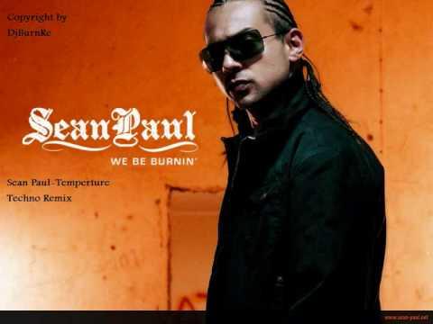 Sean Paul - Temperature Techno Remix - YouTube