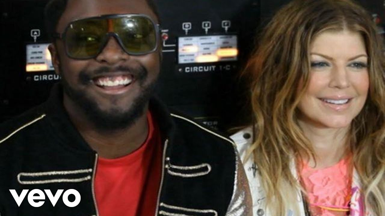 Download The Black Eyed Peas - The Time (Dirty Bit) (Behind The Scenes)
