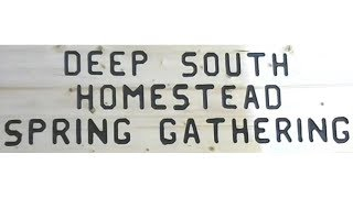 1/21 9pm est guests Wanda & Danny - Deep South Homestead