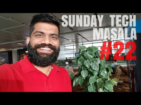 #22 Sunday Tech Masala - #BoloGuruji From Delhi Airport