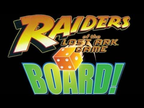 Raiders of the Lost Ark Game | Board Game | BoardGameGeek