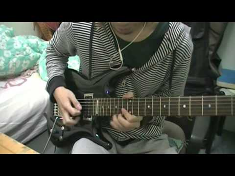 Joe Satriani - The Forgotten Part2 Cover By Jesse