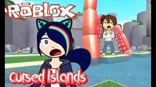 TESTING OUR LUCK ON CURSED ISLANDS!!! Roblox Cursed Islands w/ RedmondB