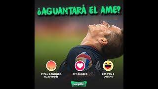 MEMES AMERICA vs TIGRES 0-1 SEMIFINAL IDA PENAL DUDOSO? REMONTARA EL AME?