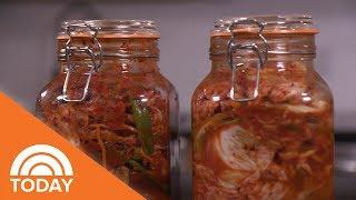 How To Make Traditional Korean Kimchi With Judy Joo | TODAY