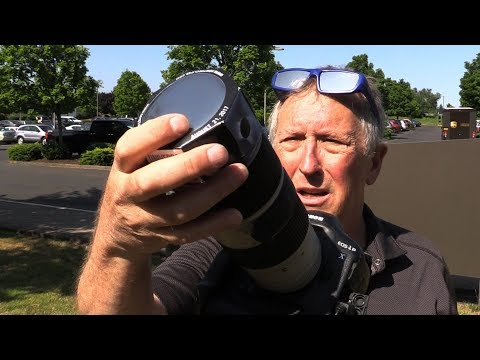 Solar Eclipse 2017: Photography tips from our photo chief