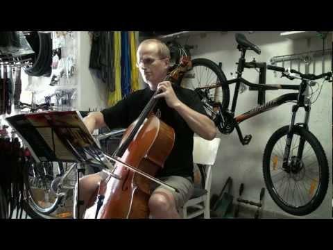 The Unforgiven - 4 violoncella