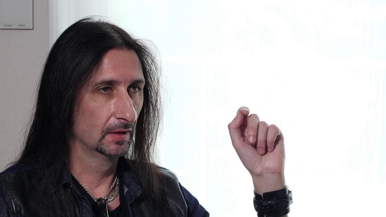 Uriah Heep - Davey Talks About Making of