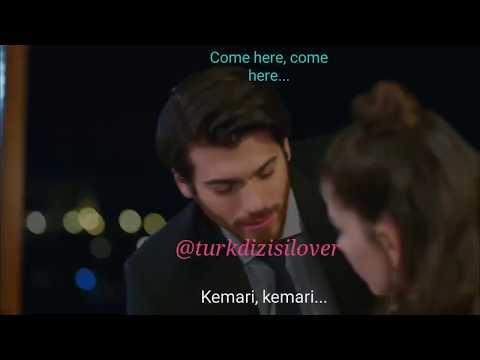 Dolunay 17: We don't have to sleep together... (English & Indonesian Sub)