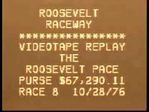 1976  Roosevelt Raceway  KAWARTHA EAGLE Roosevelt Pace