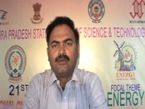 TIDAL ENERGY-NCSC PROJECTS EXPLAINED (Telugu) By Dr.T.MOHANABABU