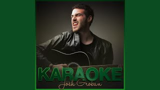 Cover images Galileo (Someone Like You) (In the Style of Josh Groban) (Karaoke Version)