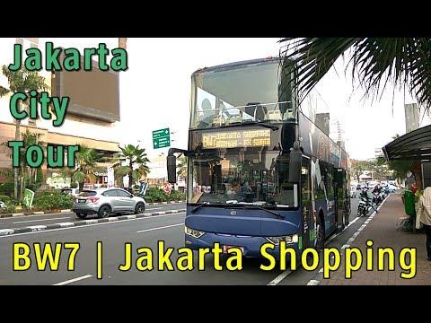 [TRIP] Jakarta City Tour Bus: BW7   Jakarta Shopping