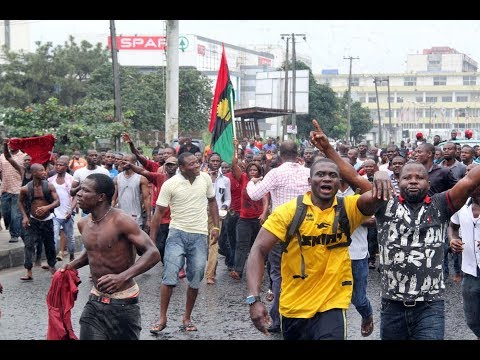 BIAFRA: Is He Really Dead? IPOB now Gives Federal Government 7 Days To Provide Nnamdi Kanu Or Else..