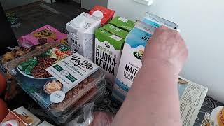 Бесплатные продукты в Финляндии