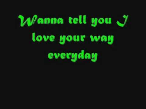 Peter Frampton - Baby, I love your way (Lyrics)
