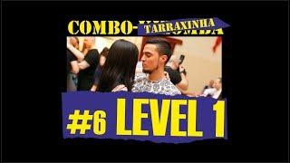TARRAXINHA КИЗОМБА УРОК №6 (уровень 1) / KIZOMBA LESSON №6 (level 1) / обучение НОВОСИБИРСК