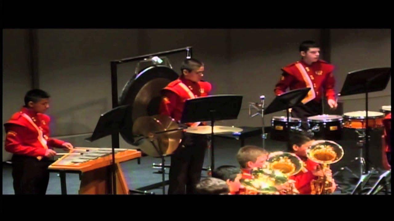 Lakeside Junior High Band