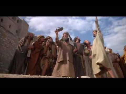 Monty Python: Life of Brian (followers misinterpretation)