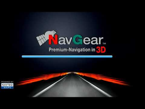 installation for NavGear car igo gps navigation map software android system