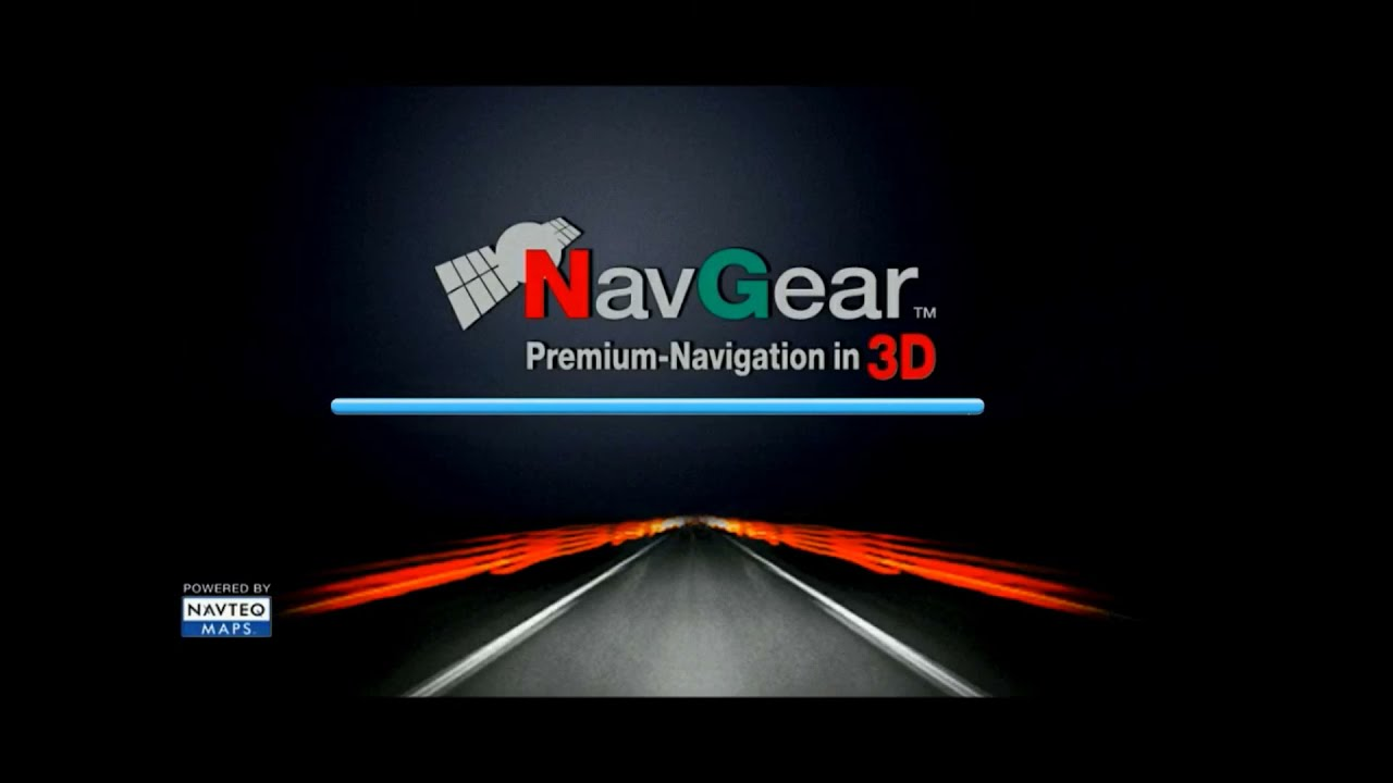 Installation For Navgear Car Igo Gps Navigation Map Sof