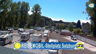 1. Reisemobilstellplatz Salzburg