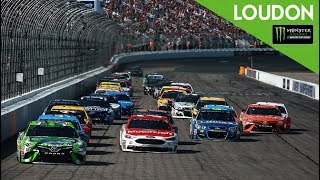 Monster Energy NASCAR Cup Series- Full Race -New Hampshire 301