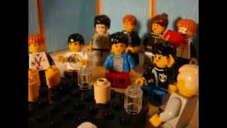 Bill Grundy interviews The Sex Pistols in 1976 - Lego!