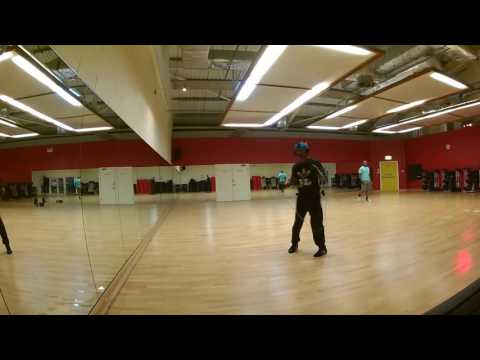Ragga FreeStyle Martial Arts Skipping EXTREMELY CRAZY FAST