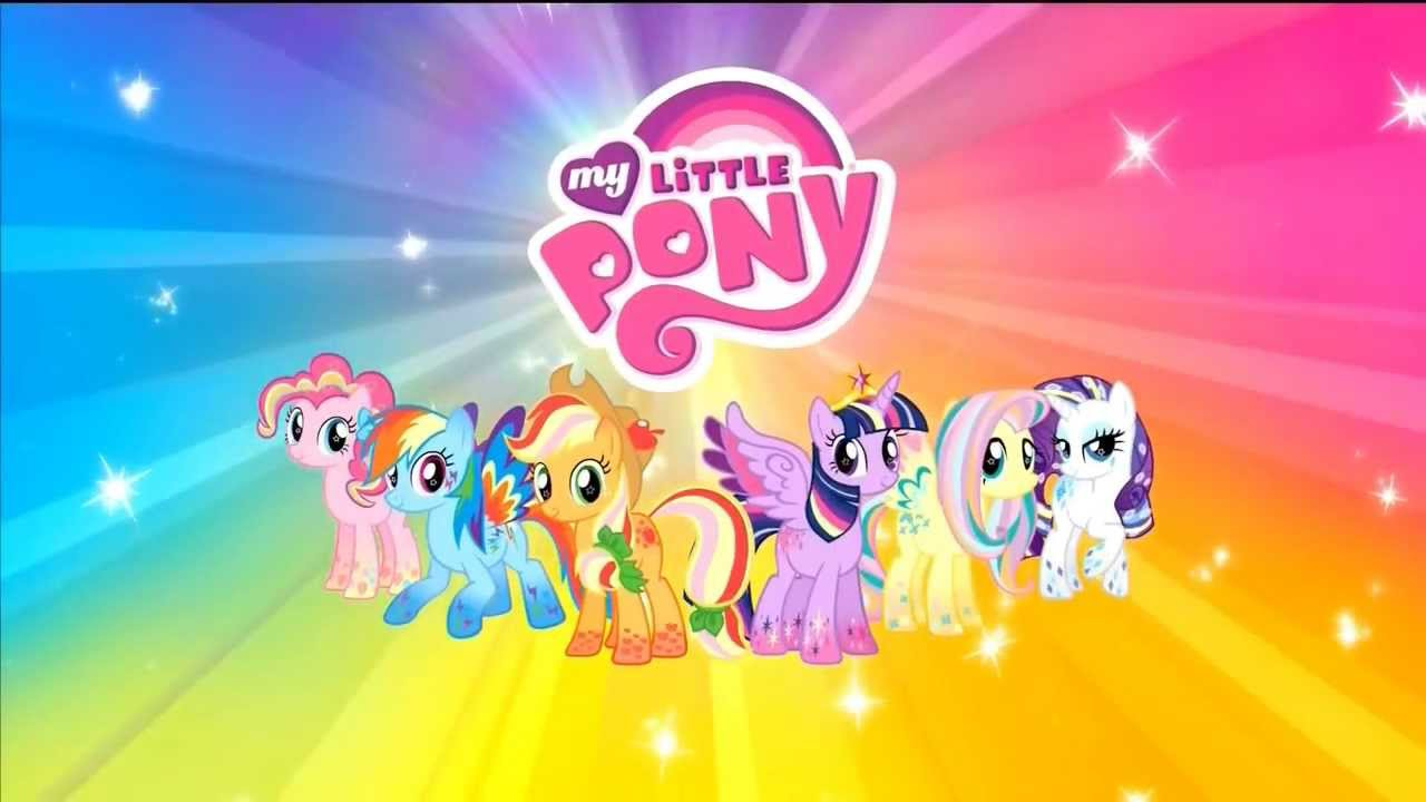 My Little Pony Equestria Girl Wallpaper Hd My Little Pony Rainbowfied Commercial Youtube