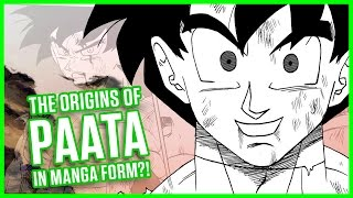 THE ORIGINS OF PAATA... in Manga Form!? | Storytime with Masako