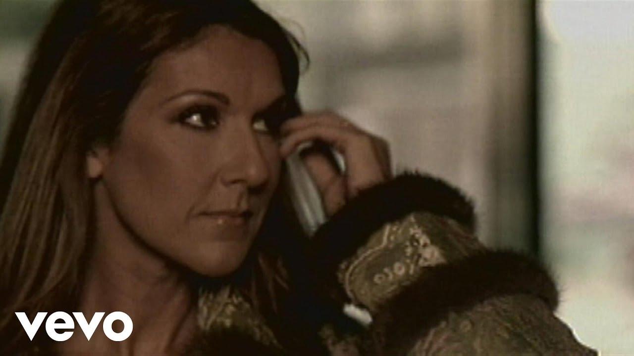 Céline Dion Je Ne Vous Oublie Pas Video For Dvd Youtube