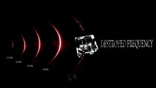 Destroyed Head - Destroyed Frequency (Lyric Video)